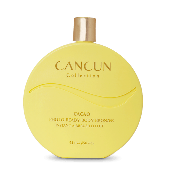 Cancun Collection Cacao photo- ready body bronzer