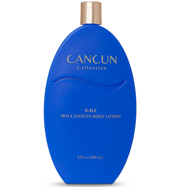 Cancun Collection Kale firming body lotion