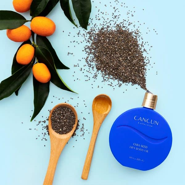 Cancun Collection Chia Seed Dry Body Oil